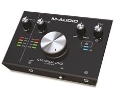 M-audio M-track 2x2 Interfaccia Audio USB 2-in 2-out 24bit 192khz