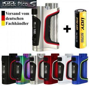 Eleaf iStick Pico S MOD 100Watt  + + 21700 Akku e-zigarette Pico S Akkuträger