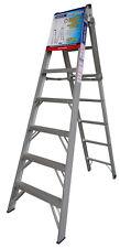 INDALEX Pro Series Aluminium 5 Way Combination Ladder 2.4m - 4.1m
