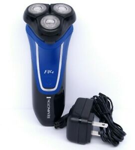 Remington PR1340 Power Series R4 Rotary Cordless Rechargeable Shaver w/Trimmer