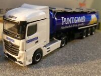 1/87 Herpa MB Actros Puntigamer Bier A Tank SZ 927680