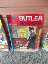 Butler Parker, Heft Nr. 1: Parker und die weiße Göttin