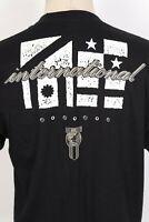 Vintage 90s NIKE INTERNATIONAL Cotton T-Shirt USA DS NWOTS Mens Size XL