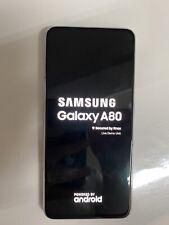 New Samsung Galaxy A80 (Live Demo Unit) Silver - Please Read Description