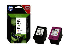 Cartucho HP 62 Combo 2-pack Negro-tricolor