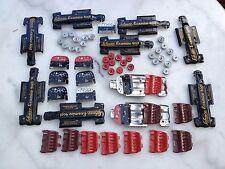 Posten 59 Teile für Schuco Blechspielzeug auto Examico 4001 noch NEU /f. Bastler