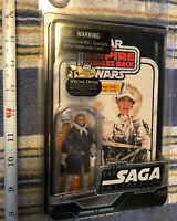 Star Wars The Empire Strikes Back Saga Collection Han Solo Hoth Outfit Figure