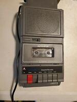 SchoolMate Portable Cassette Tape Recorder HA-661-8  Working Rare Vintage
