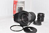 CANON DSLR EOS DIGITAL 500mm 1000mm 1500mm mirror lens 1300D 2000D 4000D & more