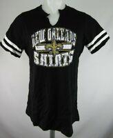 New Orleans Saints NFL Women's V-Neck T-Shirt