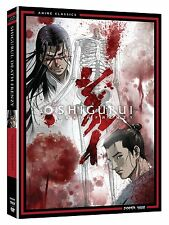 Shigurui: The Complete Series - Anime Classics (DVD, 2011, 2-Disc Set)