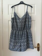Atmosphere 'Playsuit' All In One Shorts - Size 16