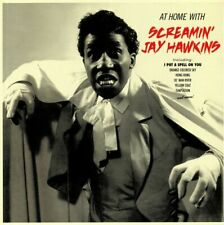 SCREAMIN' JAY HAWKINS - At Home With - Vinyl (LP)
