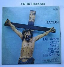 1 10 1047 -HAYDN - The Seven Last Words Of Our Saviour On The Cross Ex LP Record