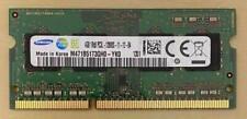 Per samsung RAM Memory 4 gb (1 x 4 GB) DDR3 PC3 – 12800,1600 MHz MEMORIA RAM