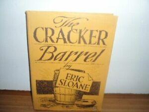 Cracker Barrel by Eric Sloane