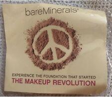 Bare Escentuals BareMinerals Original Loose Foundation Sample Fairly Light Brush