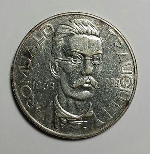 Poland N/D(1933w) 10Zlotych Y#24 Mtg 300,000pcs Scarce Issue! XF+ cv$450