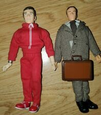 Steve Austin & Oscar Goldman Bif Bang Pow 2012 Six Million Dollar Man