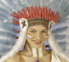 Deluxe Native American Indian Pocahontas Choker Fancy Dress Accessory Jewellery
