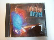Luther Allison CD - Blue Streak in very good condition