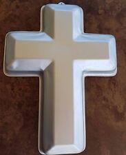 Christian Cross Cake Pan Wilton  Easter  First Communion