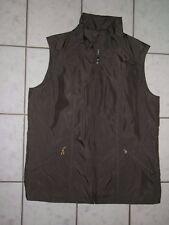 Damen Weste - Jacke - Größe M - grün/oliv