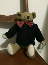 Ganz Cottage Collectibles bear ~ TAD ~ designed by the artist Lorraine Chien