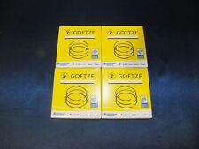 4x Kolbenringe Goetze Opel 1,2 1,4 16V Z12XEP Z14XEP Agila Astra Corsa Meriva