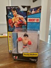 Kasual Friday Big Screen Superstars Rocky Balboa Rocky III Figure NEW