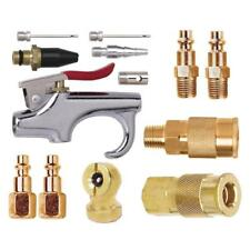 New 13-Piece Brass Air-Compressor Accessory Kit
