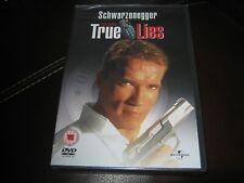 True Lies [DVD] [1994]  DVD ~ Arnold Schwarzenegger^Jamie Lee Curtis  New Sealed