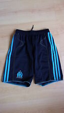short vintage Olympique de Marseille Adidas Taille 12 ans