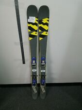 Rossignol Scratch Pro Skis With Bindings Salomon Size 135 Cm