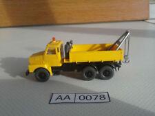 Véhicules miniatures en plastique WIKING pour Volvo