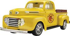 Revell 1950 Ford pickup 2n1 1/25 plastic car truck model kit new 7203 x