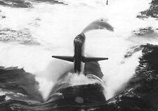USS STURGEON, SSN 637, U-Boot, Nuclear, US NAVY. Bauplan