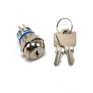 Key Switch With 2 Keys Replace Amigo,Go-Go and Pride Mobility Scooters Keyswitch