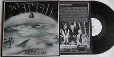LP WERWOLF Creation - Re-Release - LONG HAIR MUSIC LHC161 - STILL SEALED