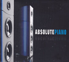 """Absolute Piano"" EQ Music Audiophile Jazz Collection 2-CD Brand New Sealed"