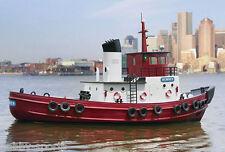 AquaCraft Atlantic II Harbor Tugboat 2.4GHz EP Boat RTR With LED Lights AQUB5726