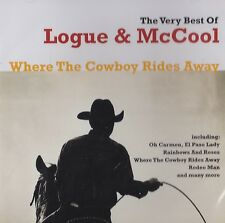 Logue & McCool - The Very Best Of (2008)   NEW SEALED CD