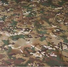 "CORDURA KODRA 1000D MULTICAM Waterproof Nylon Camouflage Military Camo 59"" W"