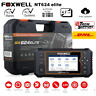 Foxwell NT624 Elite OBD2 Scanner Full System Car Diagnostic Tool SRS ABS Oil EPB