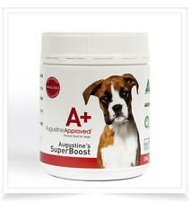 Organic dog food supplement Augustine's SuperBoost - Original 220g
