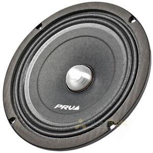 "PRV Audio 8"" Mid Range Bullet Speaker 400W Max 4 Ohm Slim Mount 8MR400B-4 SLIM"