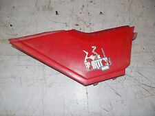 honda trx350 fourtrax foreman 350 left side panel frame cover 86 1987 1989 1988