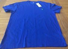 NEW with tags Ralph Lauren shirt. Blue with green logo size Small