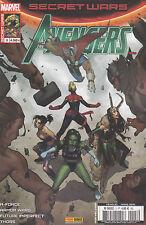 SECRET WARS AVENGERS N° 3 Marvel France Panini comics