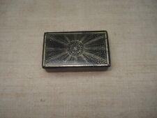 Petite Tabatière de poche ancienne - Snuff box